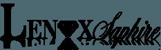 lenox logo black